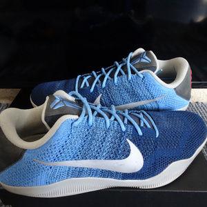Nike Brave Blue Kobe 11